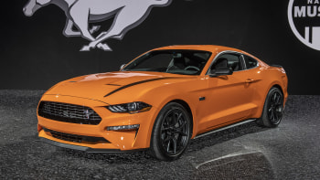 2020 Ford Mustang Ecoboost High Performance Package Revealed Autoblog