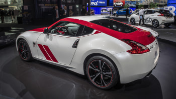 2020 Nissan 370z 50th Anniversary Price Announced Autoblog