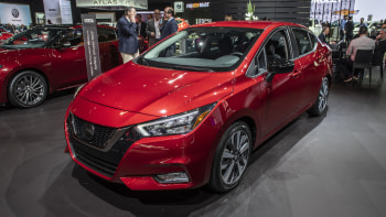 2020 Nissan Versa Makes Its Debut Autoblog
