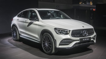 2020 Mercedes-Benz GLC: Update, Changes, More Power, Release >> 2020 Mercedes Benz Glc Class Coupe Gets Light Update Autoblog
