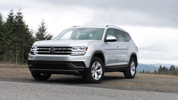 Heritage Volkswagen Subaru >> 2019 Vw Atlas S 2 0t Review Fuel Economy Interior Space Features