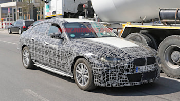 Bmw I4 Ev S Interior Spied For The First Time