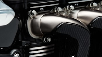 Triumph Rocket 3 Tfc Is The Brands Most Powerful Motorcycle Autoblog
