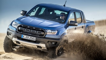 2019 Ford Ranger Raptor Review Driving In The Sands Of