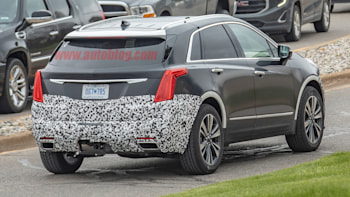 2018 Cadillac XT5: Changes, Specs, Price >> 2020 Cadillac Xt5 Crossover Is Getting A Light Refresh Autoblog