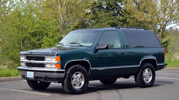 1995 Chevrolet Tahoe LS Two-Door with 46,697 miles found on