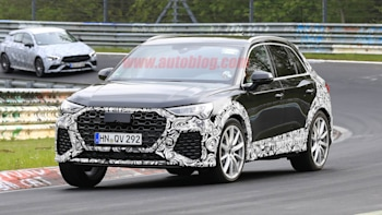 2020 Audi SQ3 Performance Crossover >> 2020 Audi Rs Q3 Spy Shots Give Us Our First Look Autoblog