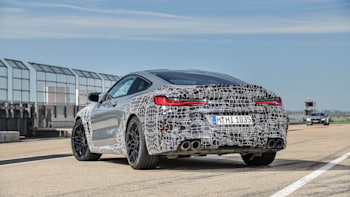 BMW M8 gets electrically adjustable brakes and a new M