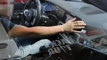 Miraculous 2020 Bmw M3 Spied With Interior Exposed Autoblog Download Free Architecture Designs Jebrpmadebymaigaardcom