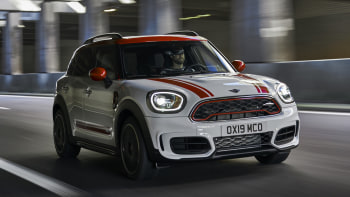 2020 Mini Jcw Clubman Countryman Make Over 300 Horsepower Autoblog