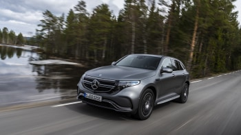 2020 Mercedes Benz Eqc First Drive Review What S New Specs And