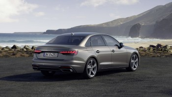 2020 Audi A4 Release Date, Interior, Facelift, And Price >> 2020 Audi A4 Gets Aggressive Makeover Inside And Out Autoblog