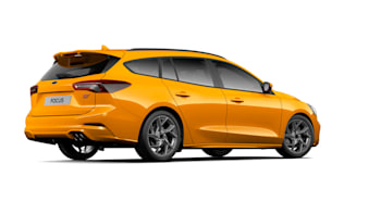 This Awesome Ford Focus St Wagon Is Available In Europe Autoblog