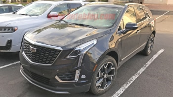 2020 Cadillac Xt5 Uncovered Interior Shows New Infotainment Autoblog