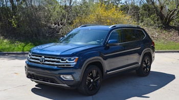 2019 Volkswagen Atlas Review And Ing Guide It S A Deal Literally Huge