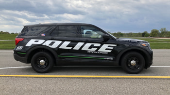 Ford Police Interceptor Utility Hybrid Review Police For A