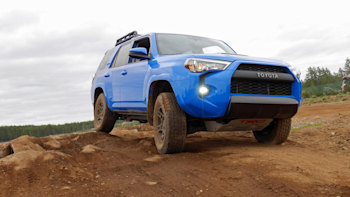 2019 Toyota 4Runner Review   Price, specs, features and