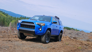 2019 Toyota 4Runner Review | Price, specs, features and