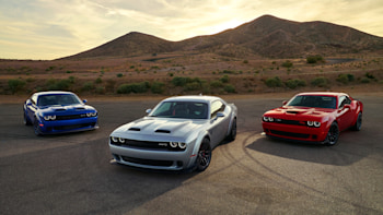 2017 Dodge Lineup >> 2019 Dodge Challenger Review Price Specs Features And