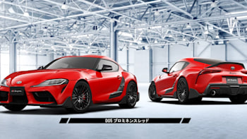 2020 Toyota Supra tries on the first batch of TRD upgrades | Autoblog