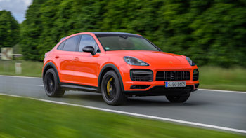 2020 Porsche Cayenne Coupe First Drive Review What S New