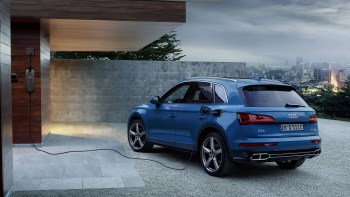 Audi Q5 Plug In Hybrid Revealed But America Will Have To