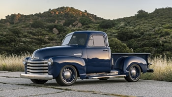 Icon Chevy Thriftmaster Pickup First Drive Review | Photos, specs