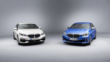 Bmw 1 Series Goes Front Wheel Drive For 2020 Autoblog