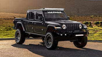 2020 Jeep Gladiator Fixed Up