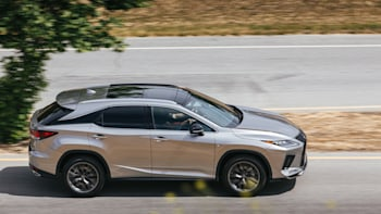 2020 Lexus RX 350 Interior, Refresh, F Sport >> 2020 Lexus Rx350 And Rx450h Updated With New Styling