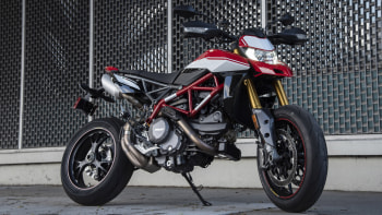 2019 Ducati Hypermotard 950 SP Motorcycle First Ride Review