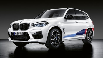2020 Bmw X3 M X4 M Get Carbon Fiber Accessories Autoblog