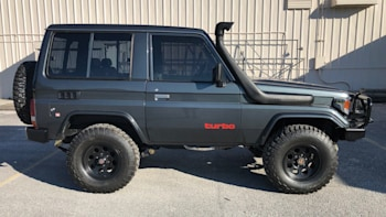 Toyota Land Cruisers Still On Sale From Rm Auctions Auburn Event