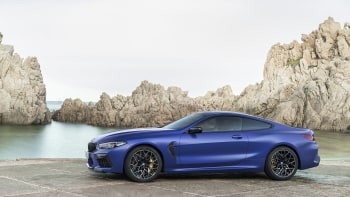 2020 Bmw M8 Coupe And Convertible First Drive Competition