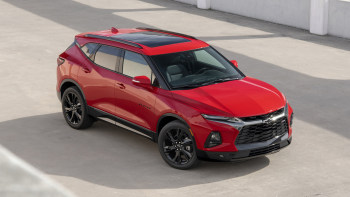 2020 Chevy Blazer: News, Design, Specs >> 2019 Chevrolet Blazer Rs Awd Review Features Performance