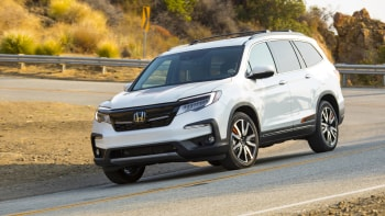 2019 Honda Pilot with graphics Photo Gallery | Autoblog