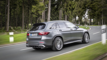 2020 Mercedes-AMG GLC 63 & GLC 63 S Coupe First Drive Review