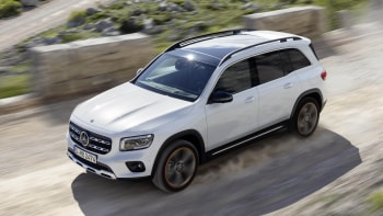 2020 Mercedes-Benz GLB: Specs, Design, Price >> 2020 Mercedes Benz Glb Class Revealed With Three Rows Of Seats