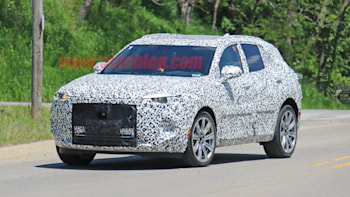 2020 Buick Enspire Release Date, Price, Interior >> Buick Enspire Spied For The First Time Loses Ev Powertrain