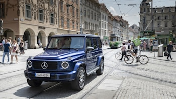 The G-Class is Stronger Than Time, says Mercedes-Benz | Autoblog