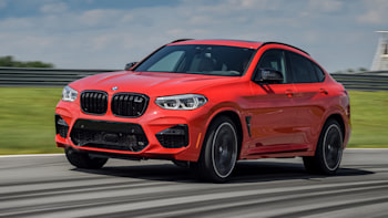 2020 BMW X4 Redesign, M40i, M Package >> 2020 Bmw X4 M Compact Crossover First Drive Review Autoblog