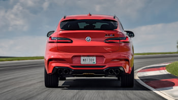 2020 BMW X4 M compact crossover First Drive Review | Autoblog