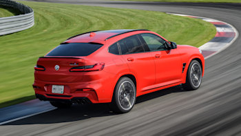 2020 Bmw X4 Update, Specs, And Engine >> 2020 Bmw X4 M Compact Crossover First Drive Review Autoblog