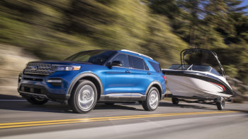2020 Ford Explorer Hybrid First Drive Review | Specs