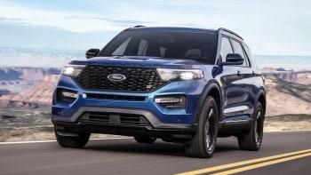 2020 Ford Explorer ST First Drive Review | Photos, specs