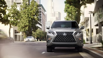 The Lexus GX 460 receives updates for 2020 | Autoblog