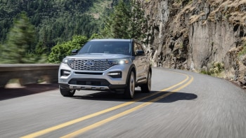 2020 Ford Explorer First Drive Review | Specs, photos