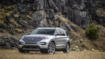 2020 Ford Explorer Reviews | Price, specs, features and