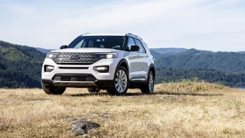 2020 Ford Explorer Hybrid First Drive Review Specs Impressions