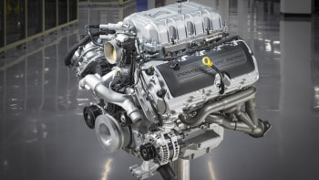2020 Ford Mustang Shelby Gt500 Power Torque Finally